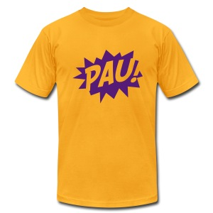 PAU! - Men's T-Shirt by American Apparel