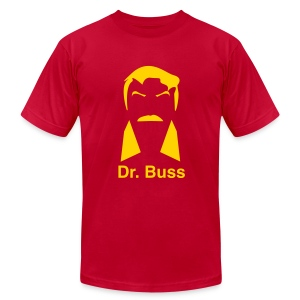 Dr. Buss  - Men's T-Shirt by American Apparel
