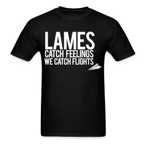 Lames Catch Feelings (Original) - Men's T-Shirt
