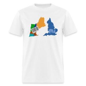 New and Old Men's Standard Weight T-Shirt - Men's T-Shirt
