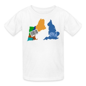 New and Old Children's T-Shirt - Kids' T-Shirt