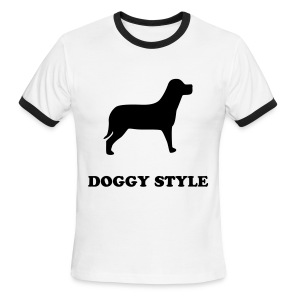 DOGGY STYLE - Men's Ringer T-Shirt