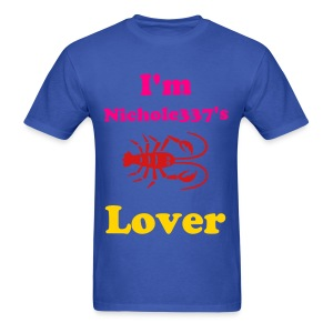 I'm Nichole337's Lobster Lover GUY - Men's T-Shirt