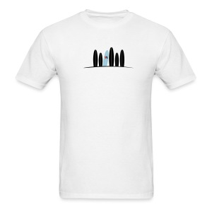 GS white Boards - Men's T-Shirt