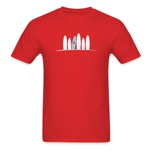 GS red boards - Men's T-Shirt