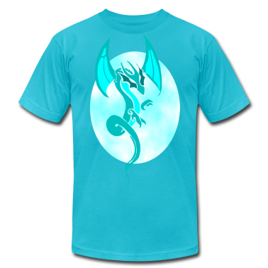blue_dragon_tribal T-Shirts