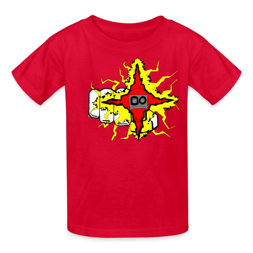 Power Ring - Kids' T-Shirt