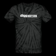 T-Shirts ~ Unisex Tie Dye T-Shirt ~ Revision3 Unisex Tie Dye T-Shirt