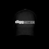 Caps ~ Baseball Cap ~ Diggnation Logo Baseball Cap