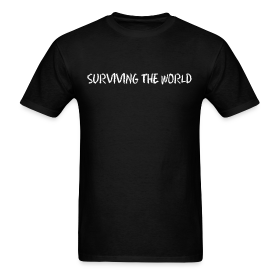 Surviving the World (Front + Back) ~ 351