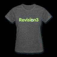T-Shirts ~ Women's T-Shirt ~ Women's Revision3 Logo T-Shirt