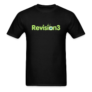 T-Shirts ~ Men's T-Shirt ~ Revision3 Logo T-Shirt