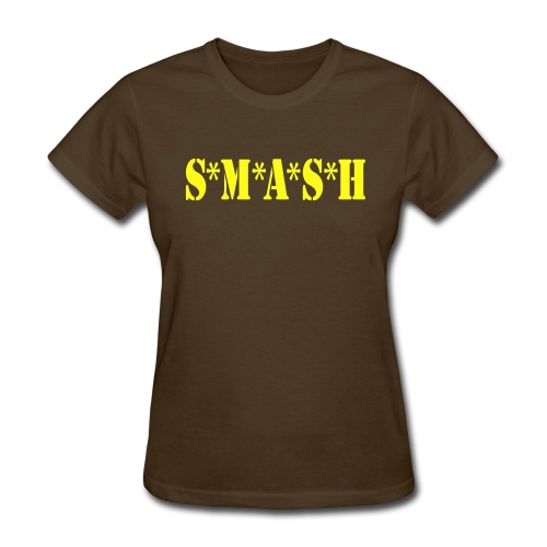 Women's SMASH Standard Weight T-Shirt - Women's T-Shirt