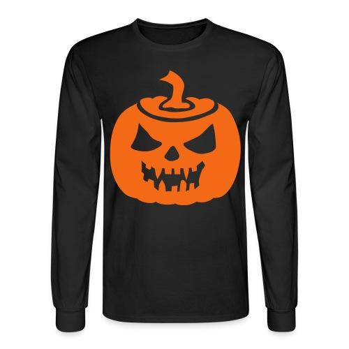 Jack-O-Lantern Limited Edition Tee - Men's Long Sleeve T-Shirt