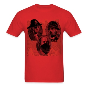 Gangsta Presidents - Men's T-Shirt