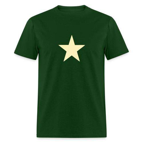 White Star - Men's T-Shirt