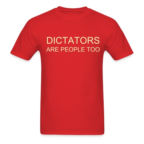 DICTATORS - Men's T-Shirt