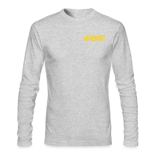 Texas-Si se puede LS T-shirt - Men's Long Sleeve T-Shirt by Next Level