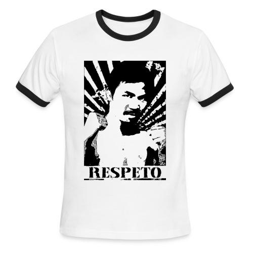 Respeto Ringer - Men's Ringer T-Shirt