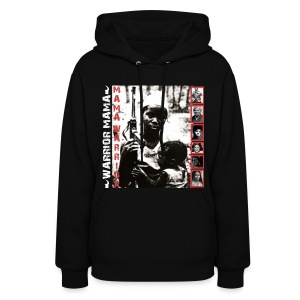 Mama Warrior - 15% OFF Oct. 22-27 Coupon Code: HOODSOFF - Women's Hoodie