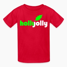 Holly Jolly Children's T-Shirt