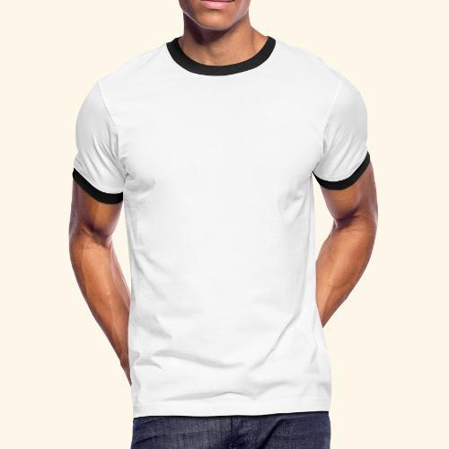 Plain no design - Men's Ringer T-Shirt