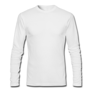 Plain no design - Men's Long Sleeve T-Shirt by Next Level