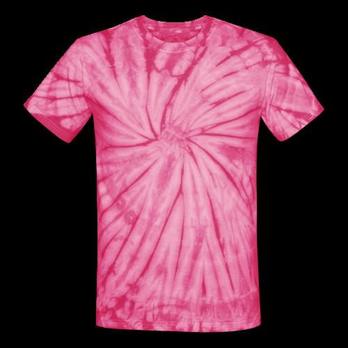 Plain no design - Unisex Tie Dye T-Shirt