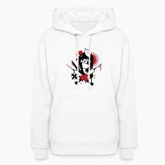Nurse in action, nasty Nurse Hoodies