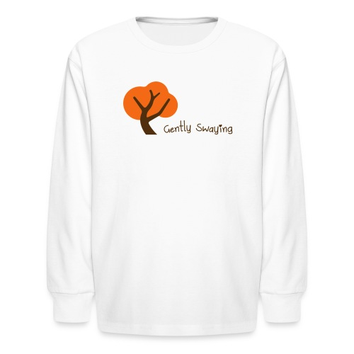 Gently Swaying Children's Long Sleeve T-Shirt - Kids' Long Sleeve T-Shirt
