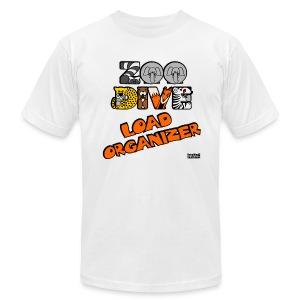 Zoo Dive Load Organizer - Men's Fine Jersey T-Shirt