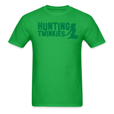 hunting twinkies teenage girls NSFW T-Shirts