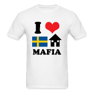 T-Shirts ~ Men's T-Shirt ~ I Love Swedish House Mafia