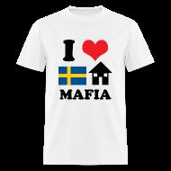 T-Shirts ~ Men's T-Shirt ~ I Love Swedish House Mafia