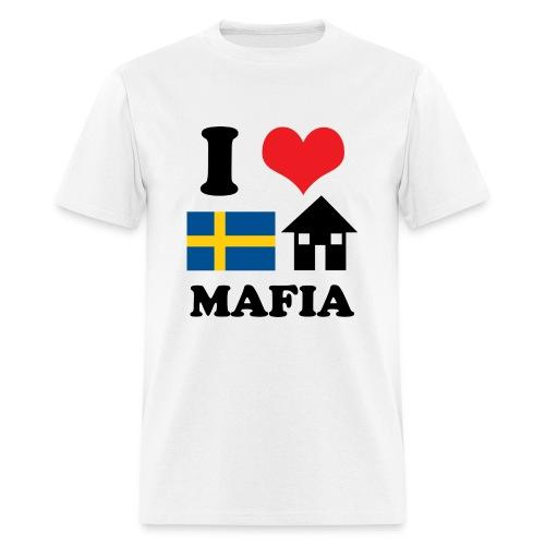 I Love Swedish House Mafia  - Men's T-Shirt