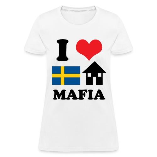 Woman - I Love Swedish House Mafia  - Women's T-Shirt