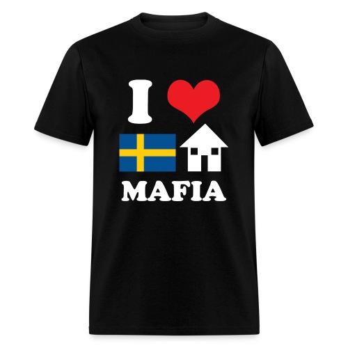 Woman - I Love Swedish House Mafia Black - Men's T-Shirt