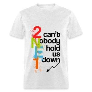 2NE1 - Can't Nobody - Men's T-Shirt