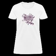 T-Shirts ~ Women's T-Shirt ~ Paper Heart T-Shirt