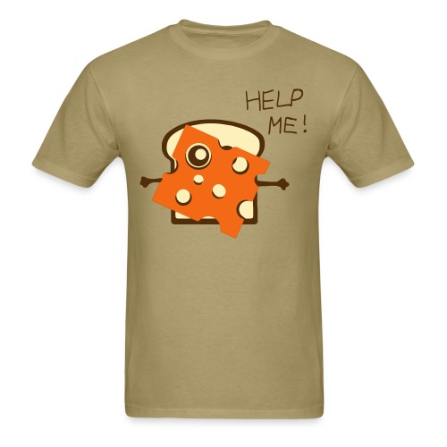 Help Toast - Men's T-Shirt