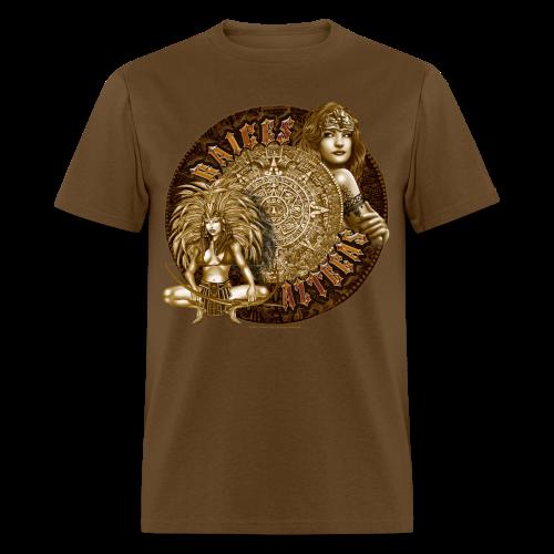 Raices Aztecas - Men's T-Shirt