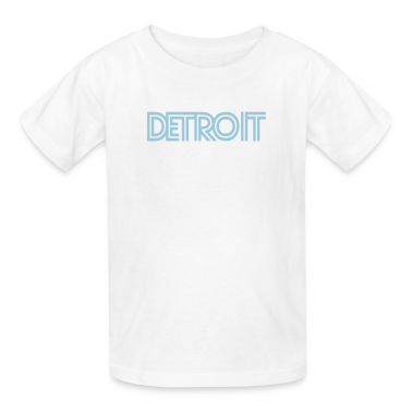 Detroit Tee   Made in the USA