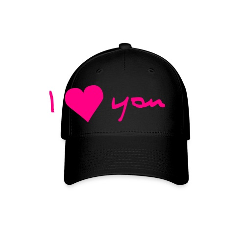 I love you cap - Baseball Cap
