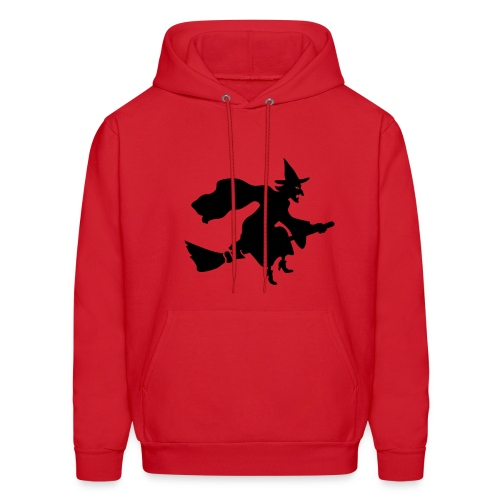 Witchy Hooded Sweatshirt - Men's Hoodie