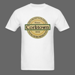 Corktown Men's Standard Weight T-Shirt - Men's T-Shirt