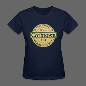 Corktown Women's Standard Weight T-Shirt - Women's T-Shirt