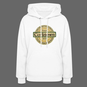 Corktown Women's Hooded Sweatshirt - Women's Hoodie