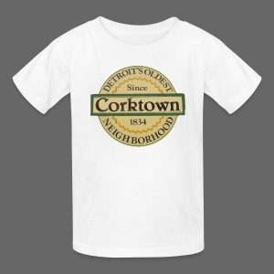 Corktown Children's T-Shirt - Kids' T-Shirt