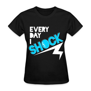 [B2ST] Every Day I Shock - Women's T-Shirt