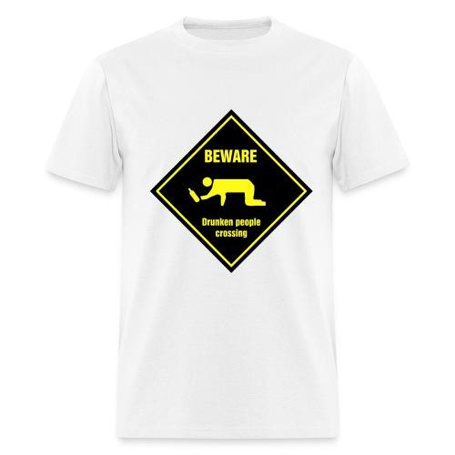 drunkin people - Men's T-Shirt